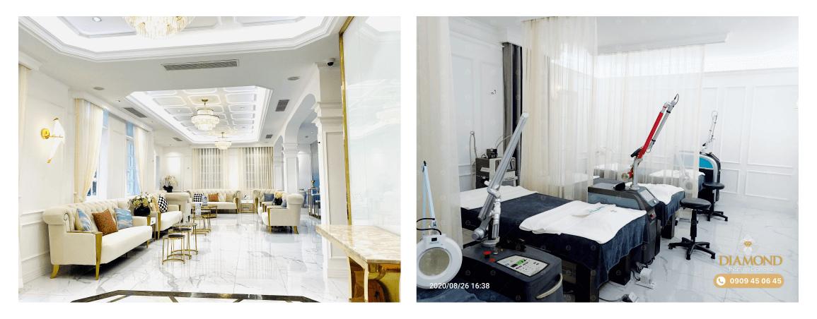 Phòng khám chuyên khoa da liễu