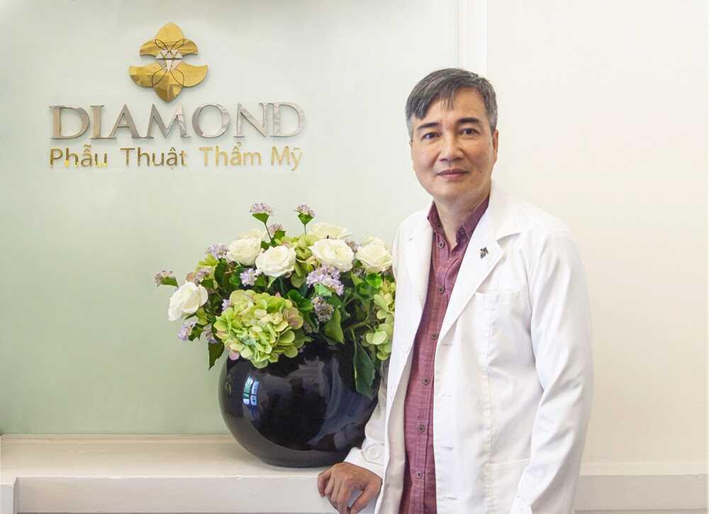 bác sĩ chuyên khoa nâng mũi diamond