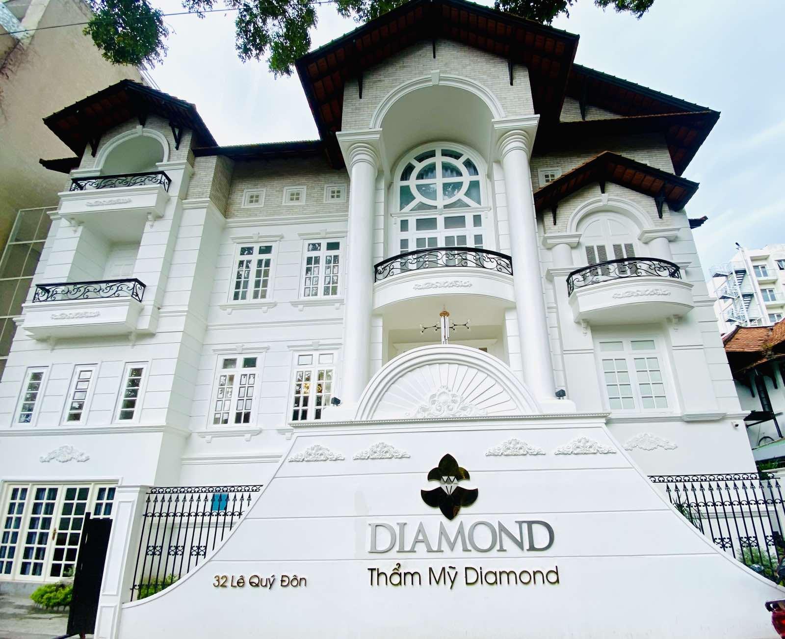 Thẩm mỹ Diamond