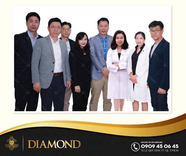 Đội ngũ bác sĩ Hàn Quốc với đội ngũ bác sĩ hàng đầu bệnh viện Từ Dũ