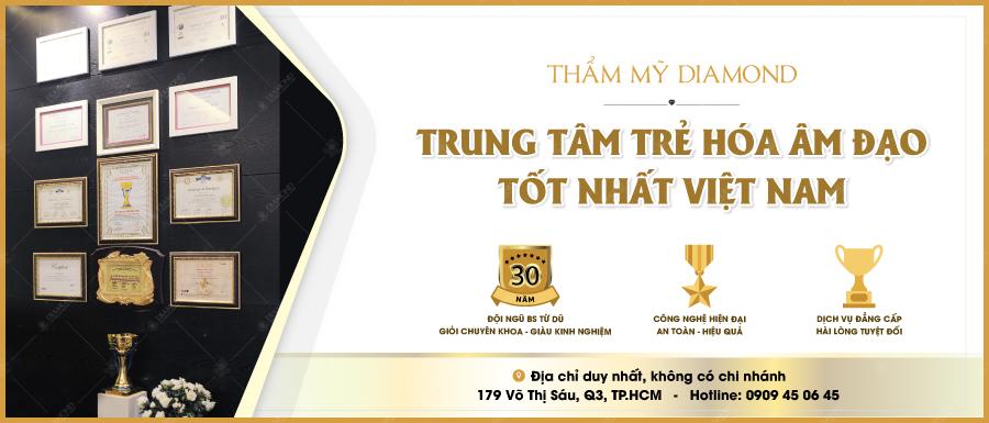 Trung tâm trẻ hóa âm đạo hàng đầu Việt Nam